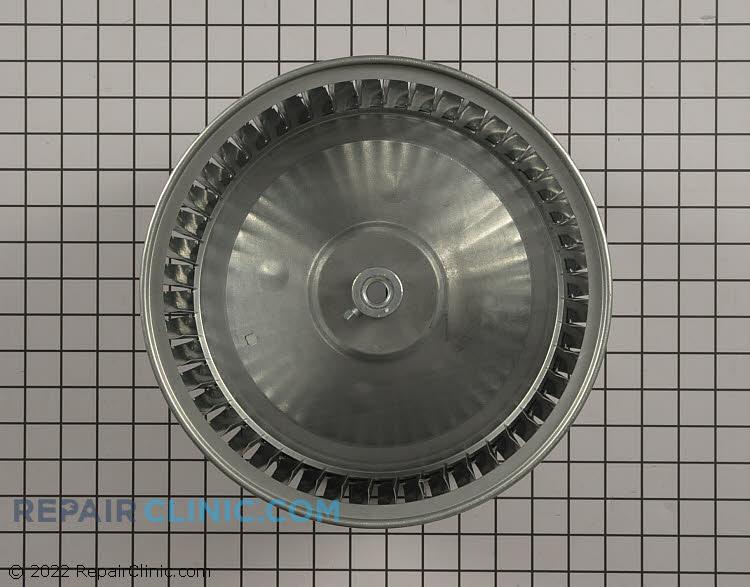 Blower wheel, 10 x 8,cw,1/2 bore