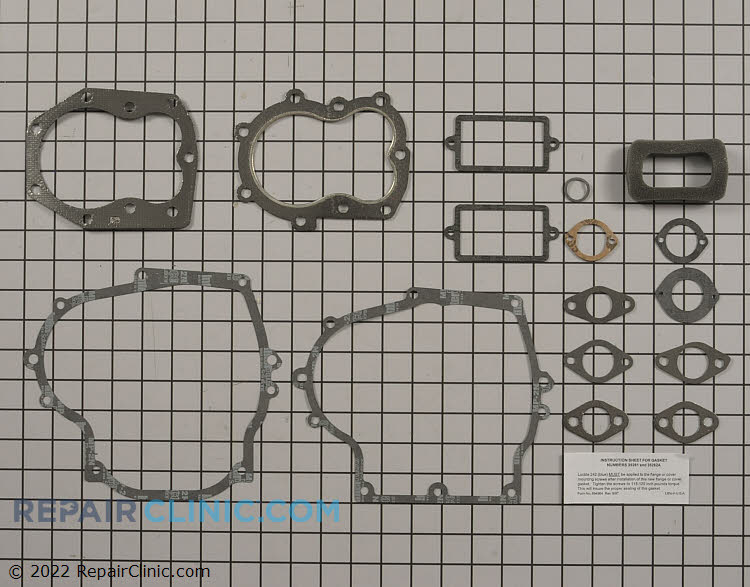Gasket Set 33279L          Alternate Product View