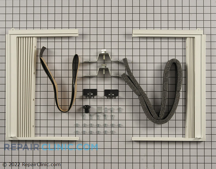Air Conditioner Curtain Installation Kit 3127a20074x