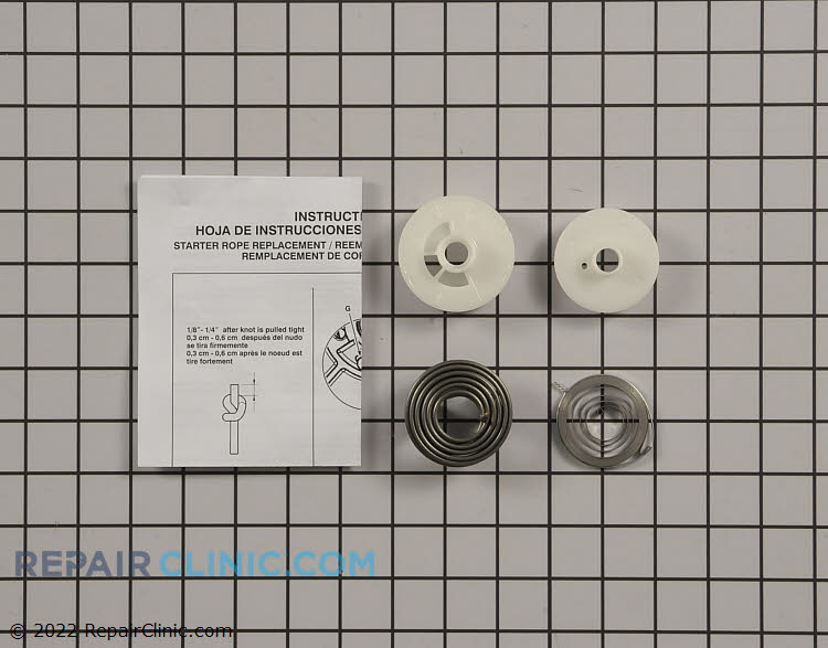 Rewind Pulley and Spring 585530301 Alternate Product View