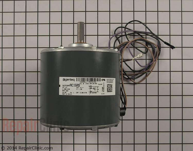 Condenser Fan Motor MOT12535 Alternate Product View