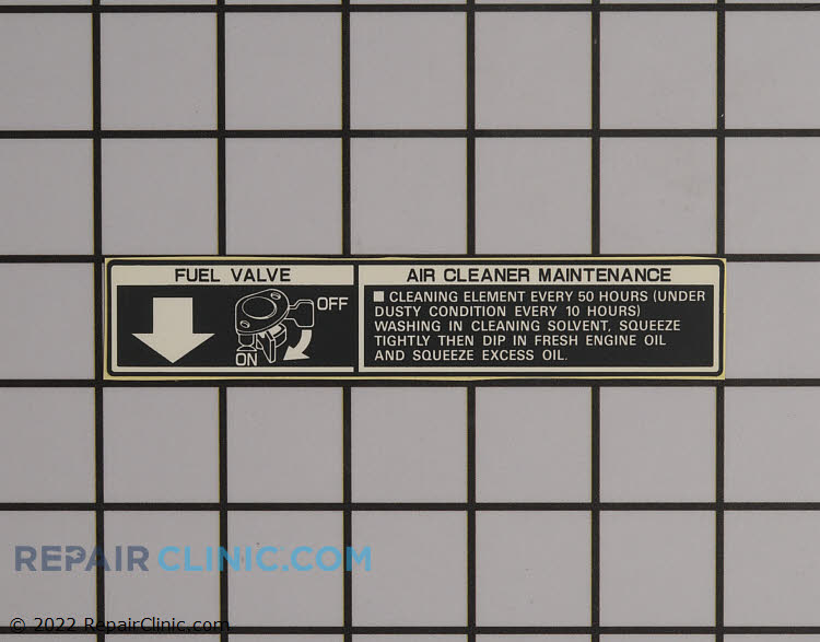 Decal 87524-VA4-000 Alternate Product View
