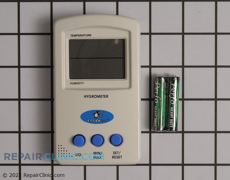 Hygrometer - Thermometer 1990            Alternate Product View