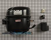 Compressor - Part # 1378496 Mfg Part # TCA30780701
