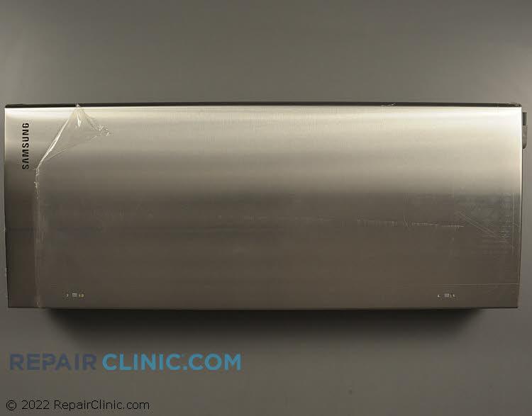 Refrigerator door foam assembly