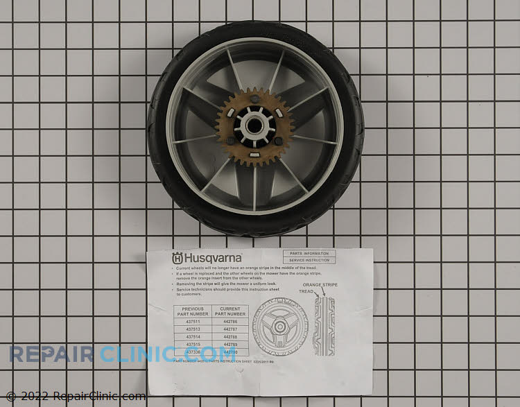 Wheel 532442856 Alternate Product View