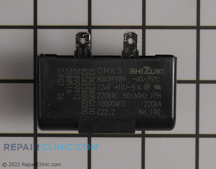 Capacitor WR62X10025      Alternate Product View