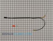 Control Cable - Part # 2002551 Mfg Part # P021017020