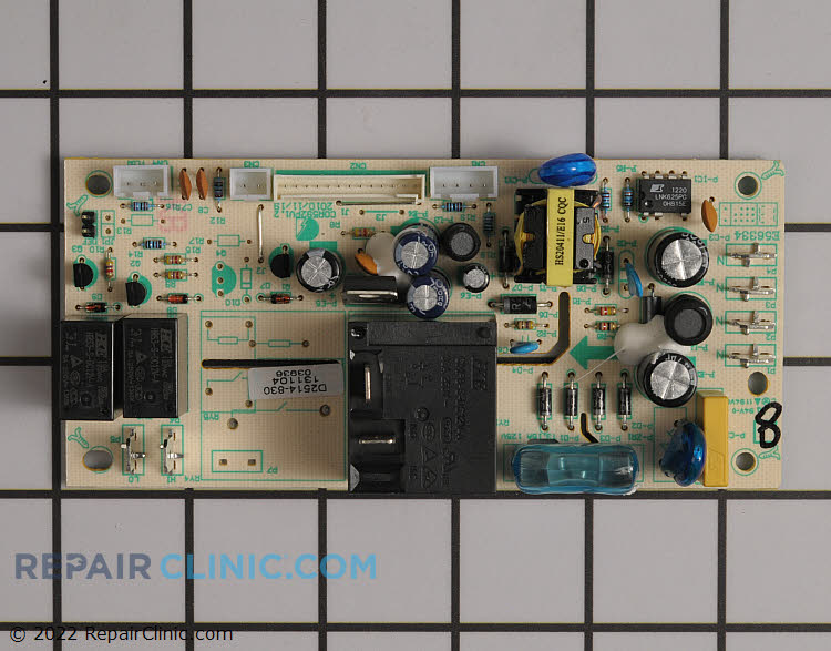 Control Board D2514-830       Alternate Product View