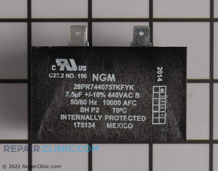 Run Capacitor 7.5 mfd 440 volt