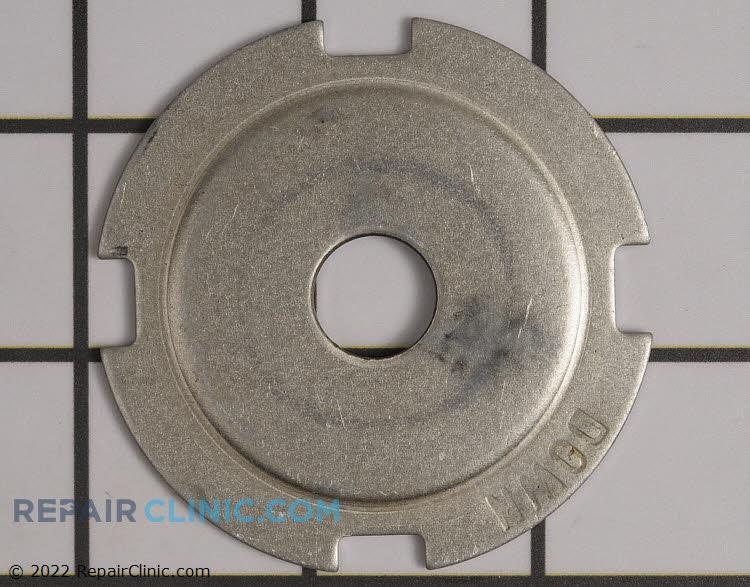 Plate, fan mounting