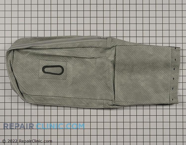 Cloth bag, gray