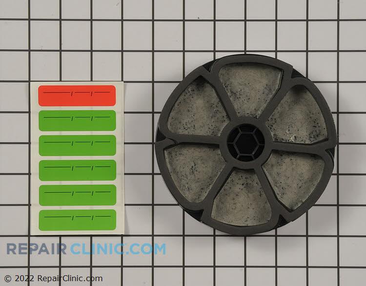 Odor control disk