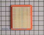 Air Filter - Part # 3212403 Mfg Part # 17211-Z8B-901
