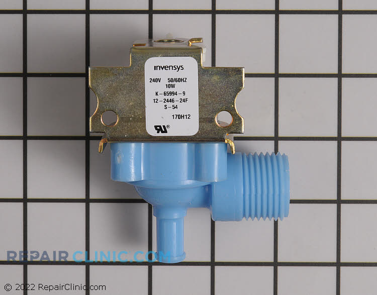 Water Inlet Valve 12-2446-24      Alternate Product View