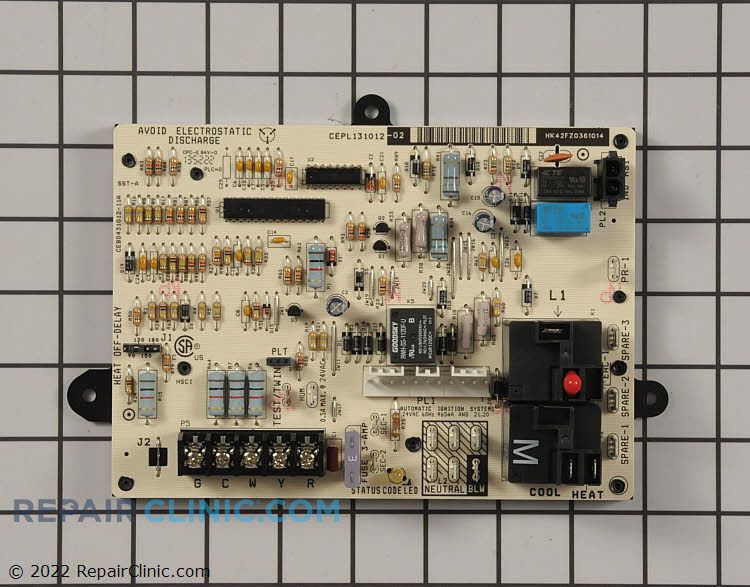 Control Board HK42FZ036 Alternate Product View