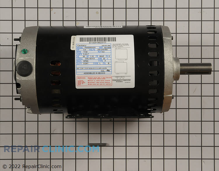 Blower Motor S1-02419623717 Alternate Product View