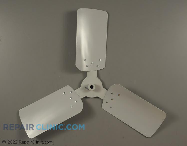 Fan,prop,30 inch,cw,3-18,5/8 inch bore