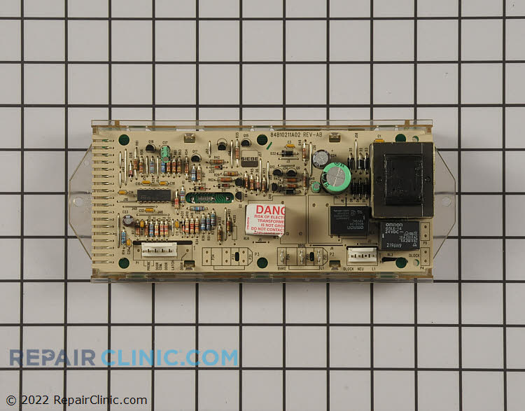 Oven Control Board WP6610460 Alternate Product View