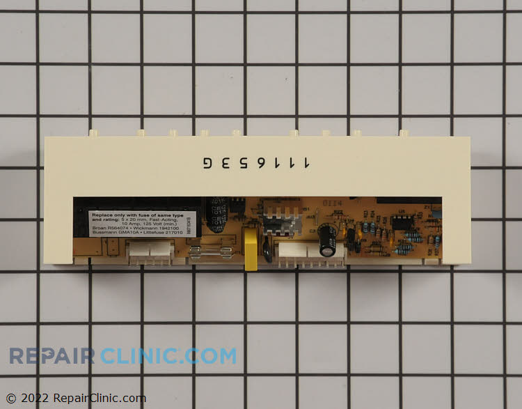 User Control and Display Board SR111653        Alternate Product View