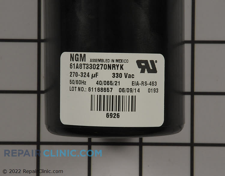 Start Capacitor S1-02425390700 Alternate Product View