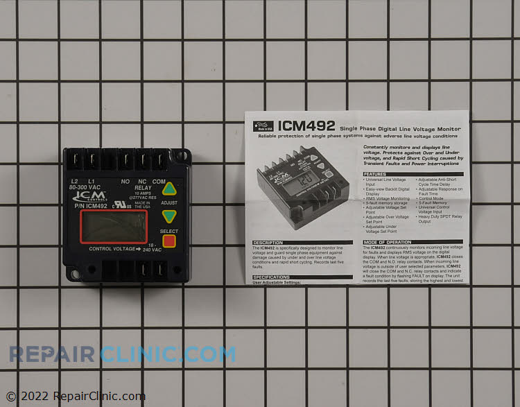 Control Module ICM492 Alternate Product View