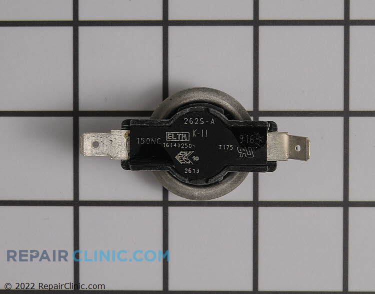 Thermostat WPW10625430 Alternate Product View