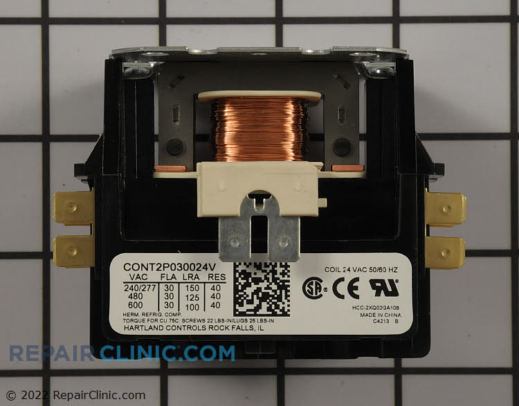 Contactor CONT2P030024VS Alternate Product View