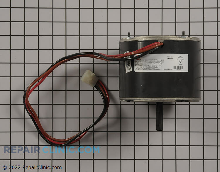 Condenser Fan Motor 1086696 Alternate Product View