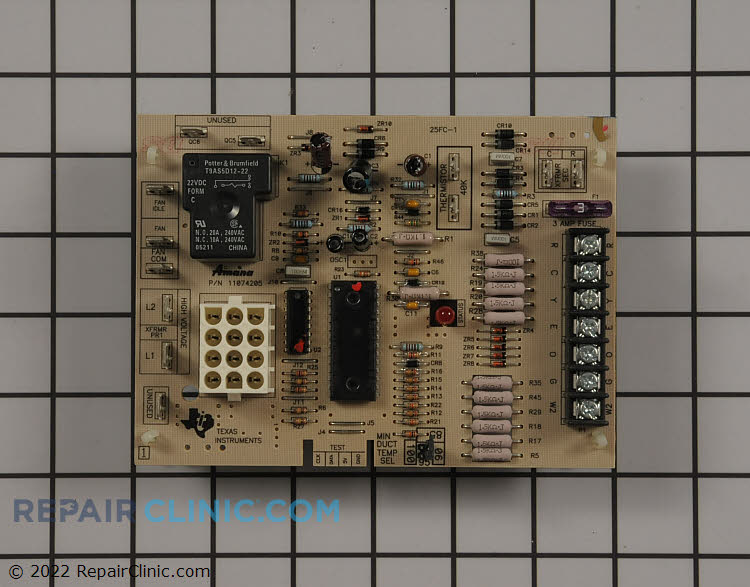 Control Board 11074205 Alternate Product View