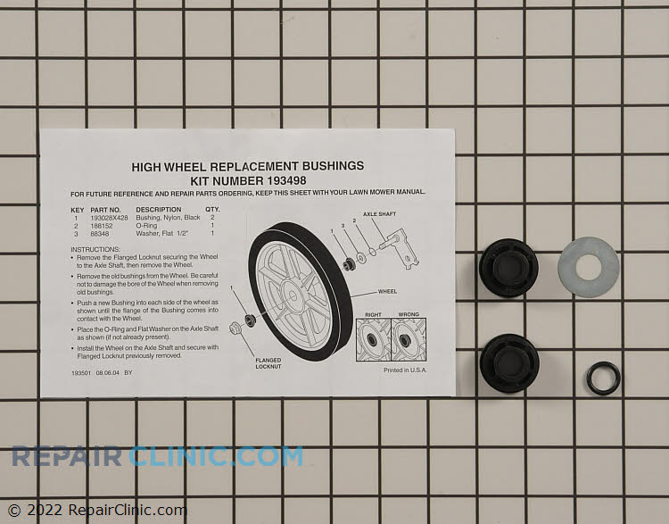 Bushing 532193498 Alternate Product View