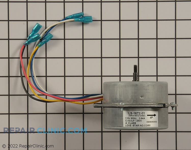 Fan Motor AC-4550-179     Alternate Product View