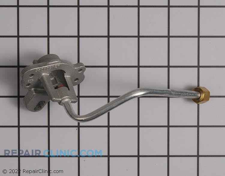 Surface Burner Orifice Holder W10474169 Alternate Product View