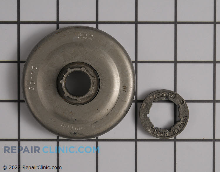 Clutch 640200098 Alternate Product View