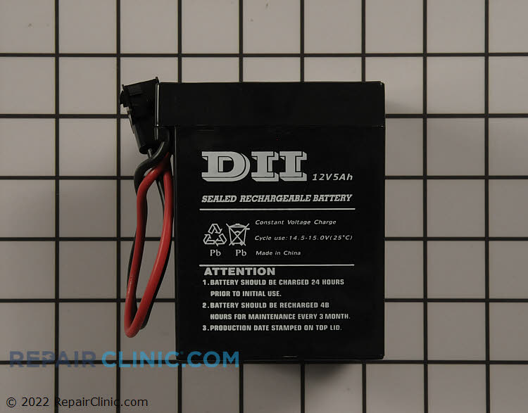 Battery 532196355 Alternate Product View