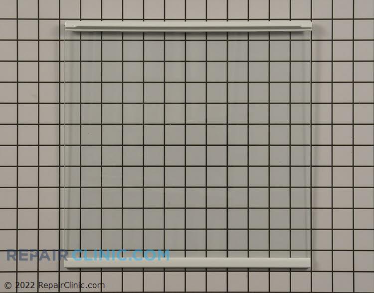 Glass Shelf, 11.69 inches X 11.37 inches