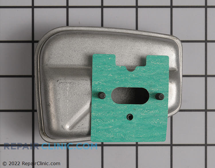 Muffler UP04634 Alternate Product View