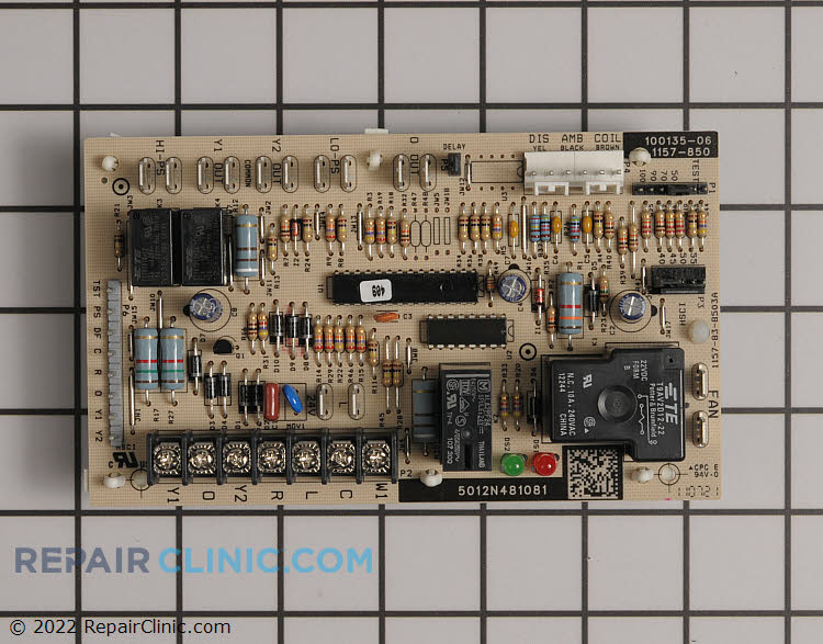 Defrost Control Board 15d57 Fast Shipping
