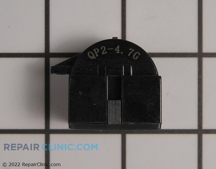 Compressor PTC start relay