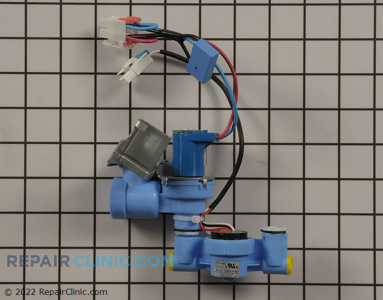 Water Inlet Valve - Item Number AJU72992603