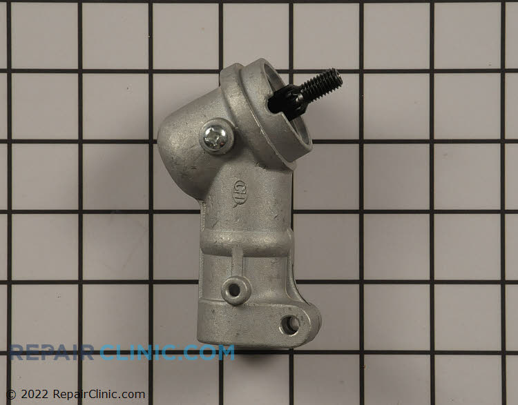 String trimmer gear head assembly