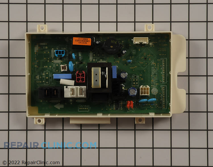 Main Control Board EBR33640901     Alternate Product View