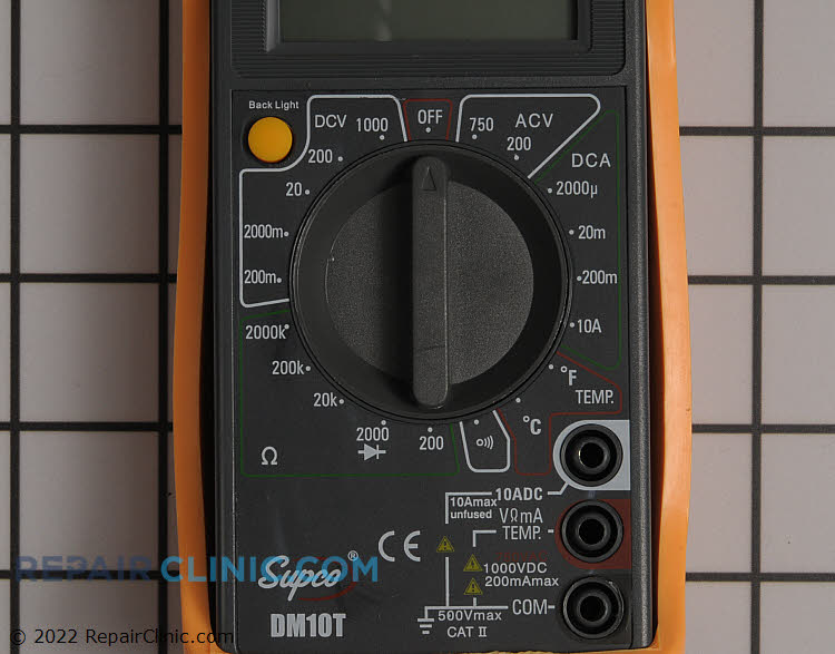 Multimeter DM10T Alternate Product View