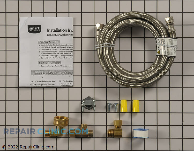 Water Line Installation Kit 5304493868 Alternate Product View