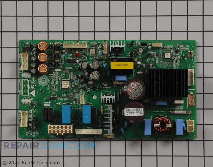 Main Control Board EBR73456502 Alternate Product View