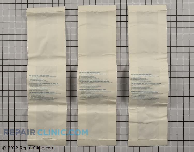 Vacuum Bag 52339B          Alternate Product View