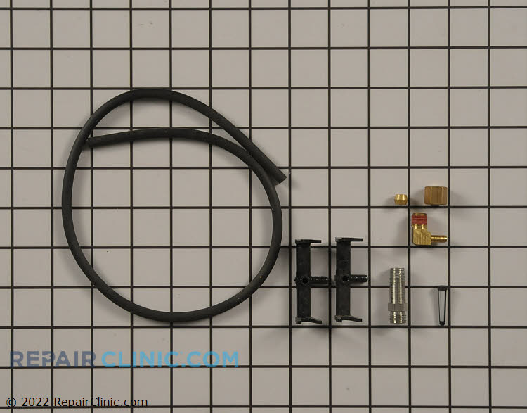 Hardware kit only,l/solenoid v