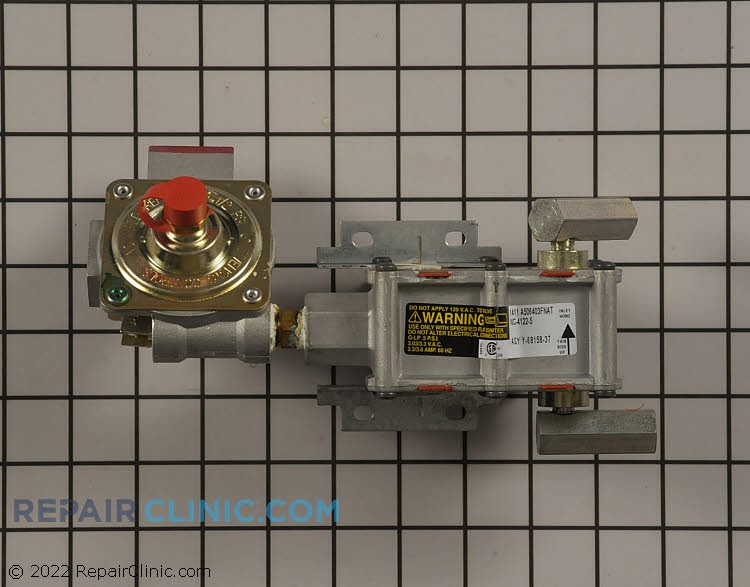Safety Valve DG94-00449A     Alternate Product View