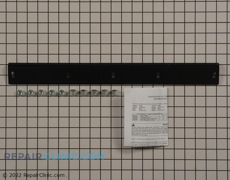 Scraper Blade 7600017SM Alternate Product View