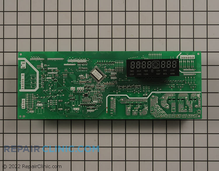 Oven Control Board EBR74632606 Alternate Product View